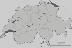 swiss area map
